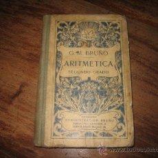 Libros antiguos: ARITMETICA SEGUNDO GRADO . Lote 8091674