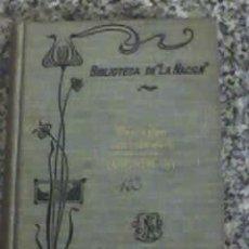 Libros antiguos: YANG-HUN-TSY, DE WENCESLAO SIEROSZEWSKY - BIBLIOTECA LA NACION (1909) . Lote 26968872