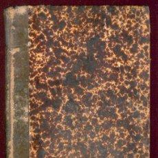Libros antiguos: EL PROTESTANTISMO COMPARADO CON EL CATOLICISMO. POR JAIME BALMES. TOMO III.. Lote 26549102