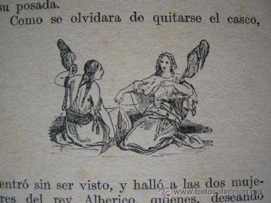 Libros antiguos: EL CONDE DE FLANDES - Crónica Medioeval Alemana. Versión Pons Fábregues, 1913. - Foto 5 - 24423497