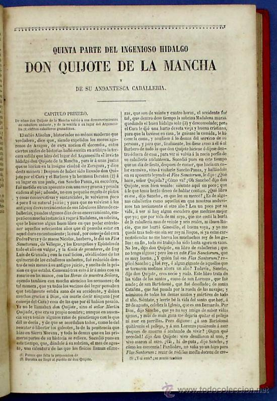 Libros antiguos: BIBLI. DE AUTORES ESPAÑOLES. NOVELISTAS POSTERIORES A CERVANTES. 2 VOL M. RIVADENEYRA, 1864/71. - Foto 4 - 26646229