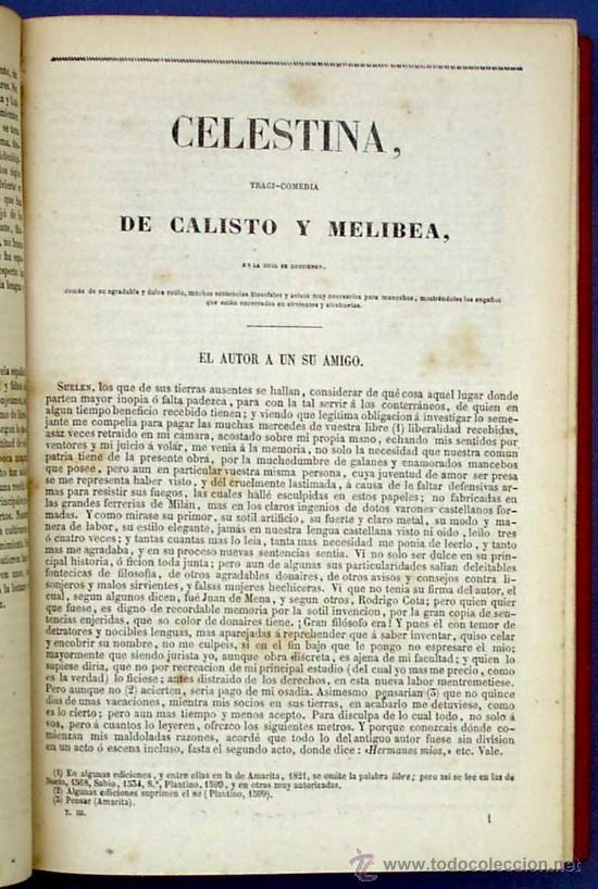 Libros antiguos: BIBLIOTECA DE AUTORES ESPAÑOLES. NOVELISTAS ANTERIORES A CERVANTES. M. RIVADENEYRA EDITOR. 1876. - Foto 5 - 23648454