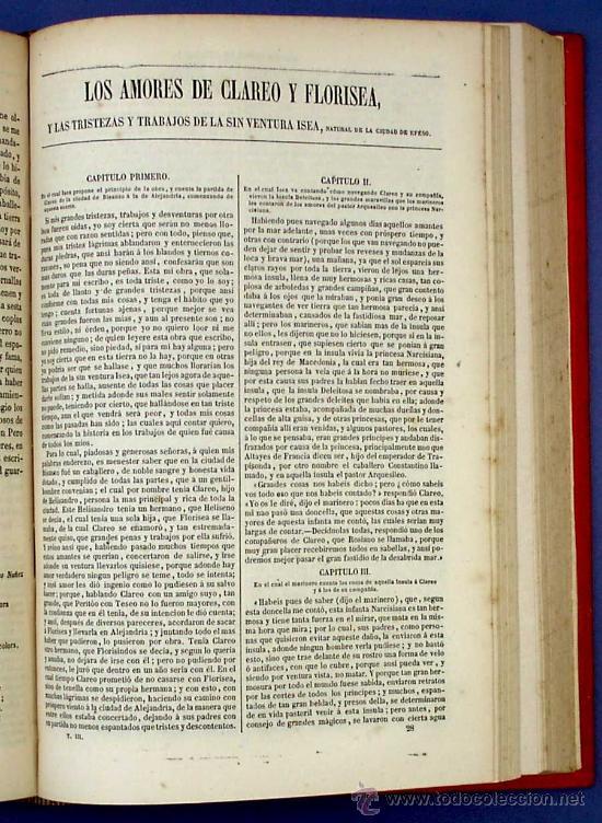 Libros antiguos: BIBLIOTECA DE AUTORES ESPAÑOLES. NOVELISTAS ANTERIORES A CERVANTES. M. RIVADENEYRA EDITOR. 1876. - Foto 6 - 23648454