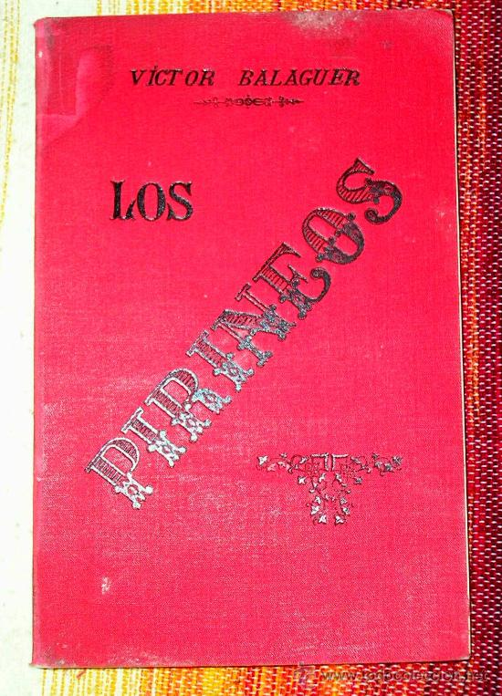 LOS PIRINEOS.VICTOR BALAGUER.MADRID 1894. (Libros Antiguos, Raros y Curiosos - Literatura - Otros)