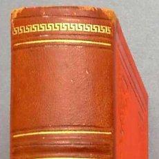 Libros antiguos: BIBL. DE AUTORES ESPAÑOLES. ESCRITORES EN PROSA ANTERIORES AL SIGLO XV. M. RIVADENEYRA EDITOR, 1884.. Lote 23832506