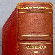 Libros antiguos: BIBL. DE AUTORES ESPAÑOLES. COMEDIAS DE PEDRO CALDERÓN DE LA BARCA. TOMO IV. M. RIVADENEYRA, 1874.. Lote 23713029