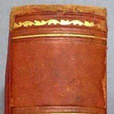 Libros antiguos: BIBL. DE AUTORES ESPAÑOLES. COMEDIAS DE PEDRO CALDERÓN DE LA BARCA. TOMO III. M. RIVADENEYRA, 1874.. Lote 23732266