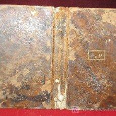 Libros antiguos: 1767 BELISAIRE PAR M. MARMONTEL + FRAGMENS DE PHILOSOPHIE MORALE. CHEZ MERLIN. Lote 27307173