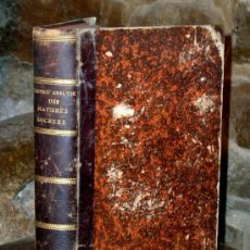 Libros antiguos: TRAITE D'ANALYSE DES MATIERES SUCREES.SIDERSKY.PARIS 1890.. Lote 25841558