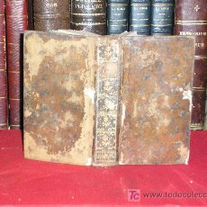 Libros antiguos: 1766 EL DEISMO REFUTADO POR SI MISMO. BERGIER. CHEZ HUMBLOT. OBRA COMPLETA. A ROUSSEAU. Lote 27307175