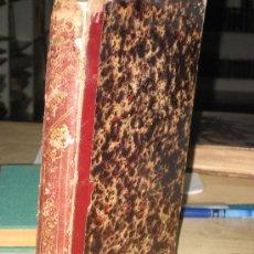 Libros antiguos: 1859.-LOS COMPANEROS DE JEHU. ALEJANDRO DUMAS. ILUSTRADO. Lote 27230783