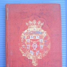 Libros antiguos: ESPAÑA Y SUS MONUMENTOS ,SU ARTE E HISTORIA MURCIA Y ALBACETE-1889-AMADOR DE LOS RIOS. Lote 27389872