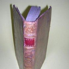 Libros antiguos: 1777 - FEIJOO - TEATRO CRITICO UNIVERSAL - TOMO III - ILUSTRACIÓN ESPAÑOLA. Lote 23641605