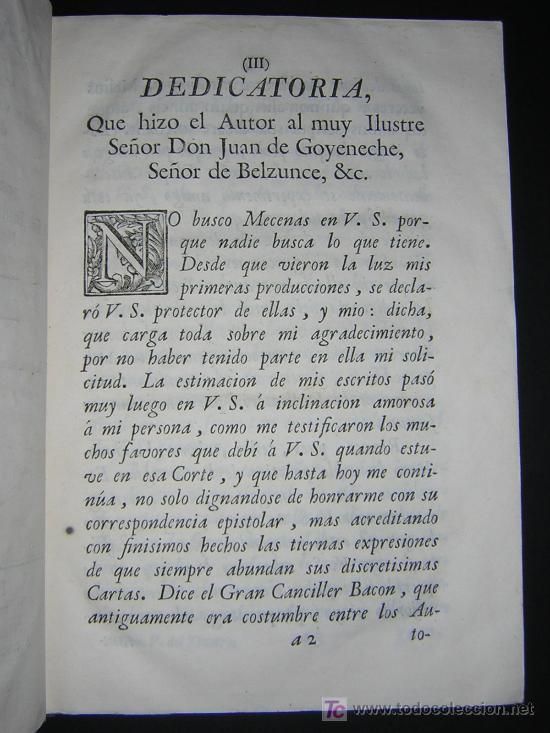Libros antiguos: 1773 - FEIJOO - TEATRO CRITICO UNIVERSAL - TOMO V - Ilustración española - Foto 4 - 23667755