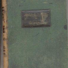 Libros antiguos: LEY ORGANICA DEL PODER JUDICIAL 1870 CONSULTOR DE AYUNTAMIENTOS JUZGADOS MUNICIPALES. Lote 12077879