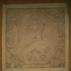Libros antiguos: CENICERO, CIUDAD (1904-1954). Lote 17285943