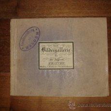 Libros antiguos: PUBLICACIÓN ALEMANA DE 1829 SOBRE ESPAÑA. Lote 27016504