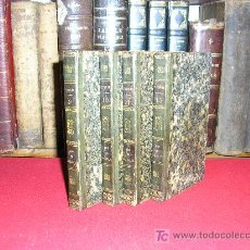 Libros antiguos: 1786-1789 L'AMI DE L'ADOLESCENCE. BERQUIN. CHEZ PISSOT-BARROIS. OBRA COMPLETA. 4 TOMOS. Lote 27507499