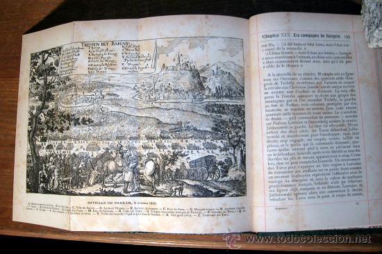 Libros antiguos: SOBIESKI ET LA MISSION DE LA POLOGNE.KERVYN DE VOLKAERSBEKE.1889.GRABADOS. - Foto 3 - 25859920