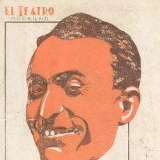 Libros antiguos: 1931 EL PODER DE LAS TINIEBLAS DE LEON TOLSTOY. Lote 22823052