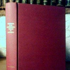Libros antiguos: COMPENDIO DE LAS INSTITUCIONES FORALES DE GUIPUZCOA.CARMELO DE ECHEGARAY. Lote 26473792