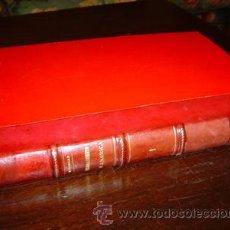 Libros antiguos: HISTORIA DEL DESCUBRIMIENTO DE AMERICA DE CASTELAR TOMO I. Lote 24348070
