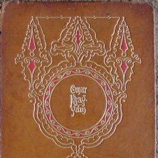 Libros antiguos: RUBAIYAT, DE OMAR KHAYYAM. EDICION DE LUJO CON ILUSTRACIONES DE WILLY POGÁNY. CIRCA 1920. Lote 27491196