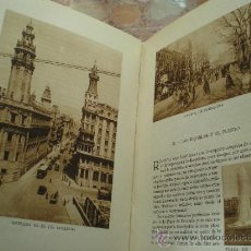 Libros antiguos: BARCELONA , AUTOR MANUEL VALLVÉ, PRIMERA EDICIÓN 1929. Lote 26884018