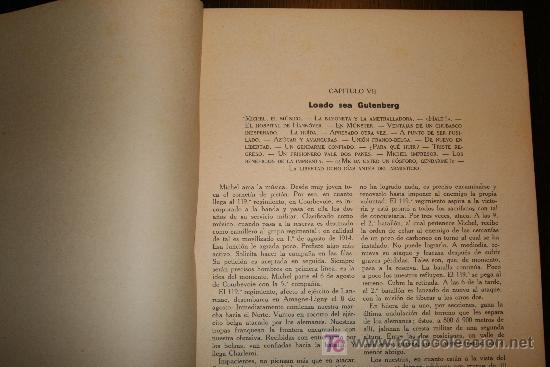 Libros antiguos: EVADIDOS 2ª PARTE - TENIENTE CORONEL REBOUL - ED. POPULARES IBERIA - 1933 - Foto 2 - 26470278