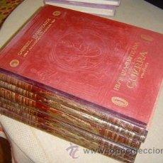 Libros antiguos: HISTORIA ILUSTRADA DE LA GUERRA DE 1914 SIETE TOMOS. Lote 27494996