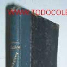 Libros antiguos: TACTICA PARLAMENTARIA - AÑO 1912. Lote 26929665