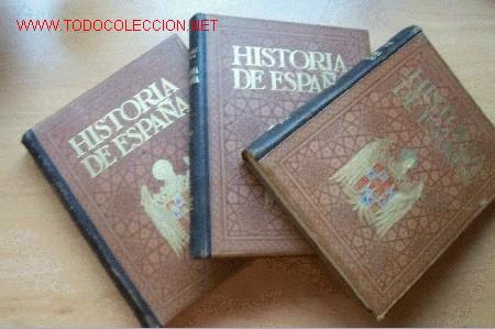HISTORIA DE ESPAÑA Y DE LOS PUEBLOS HISPANOAMERICANOS HASTA SU INDEPENDENCIA. POR MIGUEL S. OLIVER (Libros Antiguos, Raros y Curiosos - Historia - Otros)