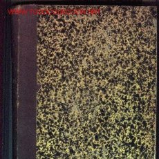 Libros antiguos: LIBRO: MEMORIAL DE INGENIEROS, AÑO 1898.. Lote 1278684