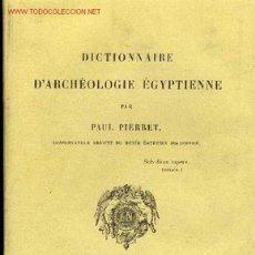 Libros antiguos: 1875: EGIPTOLOGÍA. Lote 27362704