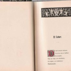 Libros antiguos: LEYENDA / ANTONIO DE ZAYAS BEAUMONT , DUQUE DE AMALFI ( 1871-1945). Lote 23656937
