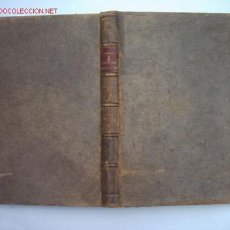 Livres anciens: GARGANTUA ET PANTAGRUEL - 1854. Lote 27566288
