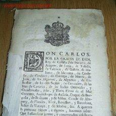 Libros antiguos: LEYES, 1780-1781 . REINO DE NAVARRA.. Lote 23522338