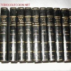 Libros antiguos: COLECCIÓN DE CAUSAS MÁS CÉLEBRES, LOS MEJORES MODELOS DE ALEGATOS, ACUSACIONES... 1834 DERECHO . Lote 27227876
