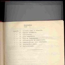 Libros antiguos: MAQUINARÍA. ANÓNIMO. . Lote 17970074
