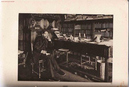 Libros antiguos: * Daudet * Théatre: oeuvres completes illustrées, edition ne varietur- 1930 - Foto 4 - 23656934