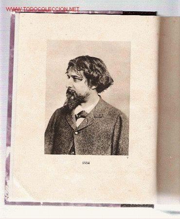 Libros antiguos: * Daudet * Théatre: oeuvres completes illustrées, edition ne varietur- 1930 - Foto 5 - 23656934
