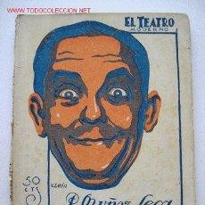 Libros antiguos: EL VATICINIO - MUÑOZ SECA.. Lote 27172289