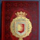 Libros antiguos: VALLADOLID, PALENCIA Y ZAMORA. POR JOSE Mª QUADRADO. DANIEL CORTEZO EDITOR. BARCELONA, 1885. Lote 25648060