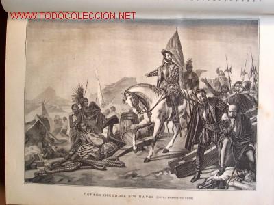 Libros antiguos: (151) HISTORIA GENERAL DE ESPAÑA Y SUS POSESIONES DE ULTRAMAR - ZAMORA Y CABALLERO - TOMO 4 - 1874 - Foto 4 - 27170666