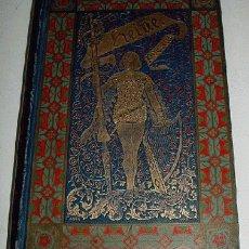 Libros antiguos: POESÍAS DE HEINE, LIBRO DE LOS CANTARES, TRADUCIDA EN VERSO, PRECEDIDA DE UN PRÓLOGO POR TEODORO LLO. Lote 26447923