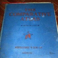 Libros antiguos: ATLAS INGLES 1929. Lote 18761392
