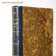 Libros antiguos: LOS BARRIOS BAJOS, POR JOSÉ LÓPEZ SILVA. MADRID 1898, PRÓLOGO DE RICARDO DE LA VEGA. Lote 23337533