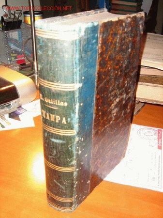 1898.- EL DELINCUENTE ESPAÑOL. HAMPA (ANTROPOLIGÍA PINTORESCA) POR RAFAEL SALILLAS (Libros Antiguos, Raros y Curiosos - Pensamiento - Otros)