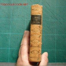 Libros antiguos: RARA EDICIÓN 1842 EL DIABLO COJUELO LE DIABLE BOITEUX 14X9 CMS. 219 PAGINAS. 2 TOMOS EN 1. COMPLETO. Lote 27256626