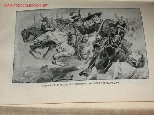 Libros antiguos: War in Cuba, or the Great Struggle for Freedom, por Gonzalo de Quesada y Henry Davenport Nortthrop - Foto 7 - 23746903